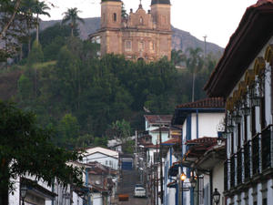 Mariana Historical City