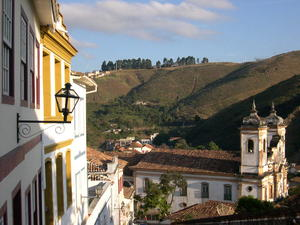 Ouro Preto Historical City