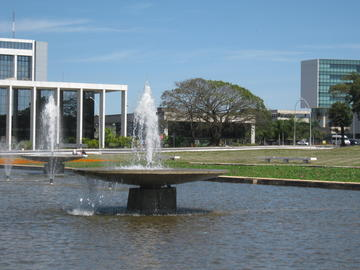 Buriti Palace in Brasília
