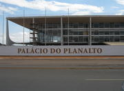 Planalto Palace in Brasília