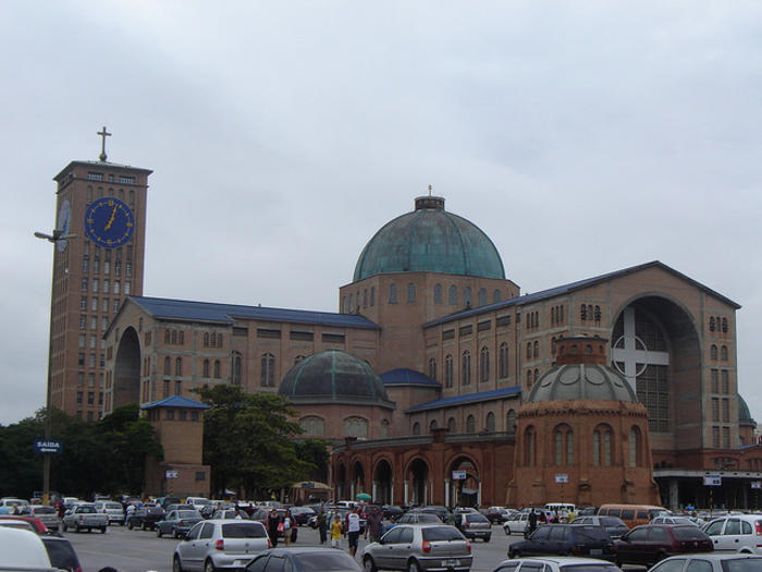 National Sanctuary Of Our Lady Of Aparecida: Our Lady Of Aparecida Feast Day Picture 1