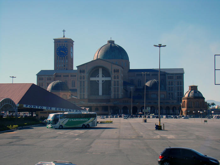National Sanctuary Of Our Lady Of Aparecida: Our Lady Of Aparecida Feast Day Picture 4
