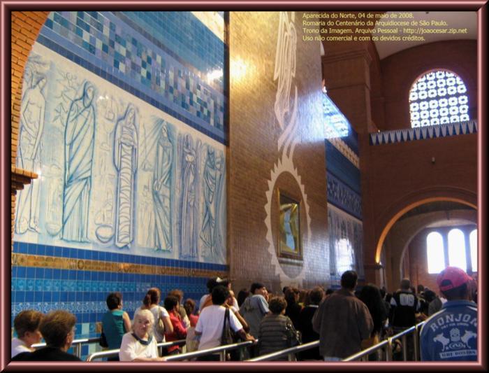 National Sanctuary Of Our Lady Of Aparecida: Our Lady Of Aparecida Feast Picture 1
