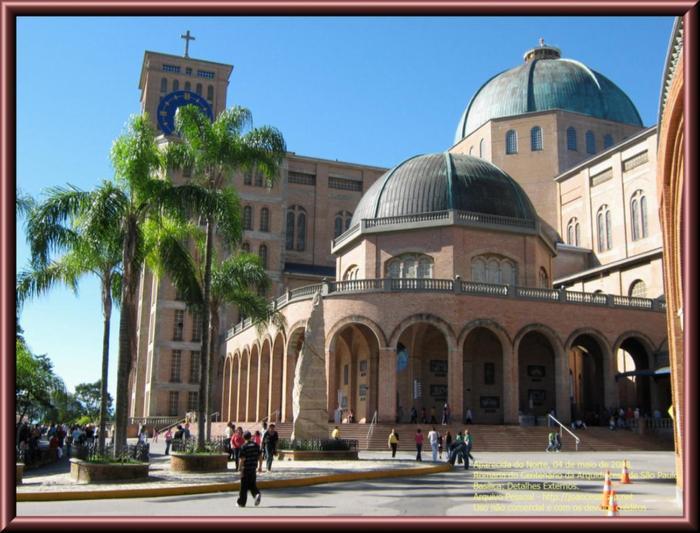 National Sanctuary Of Our Lady Of Aparecida: Our Lady Of Aparecida Feast Picture 3