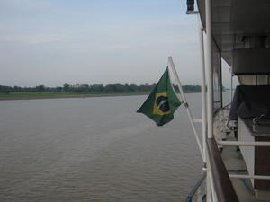 Amazon River Cruise near Manacapuru