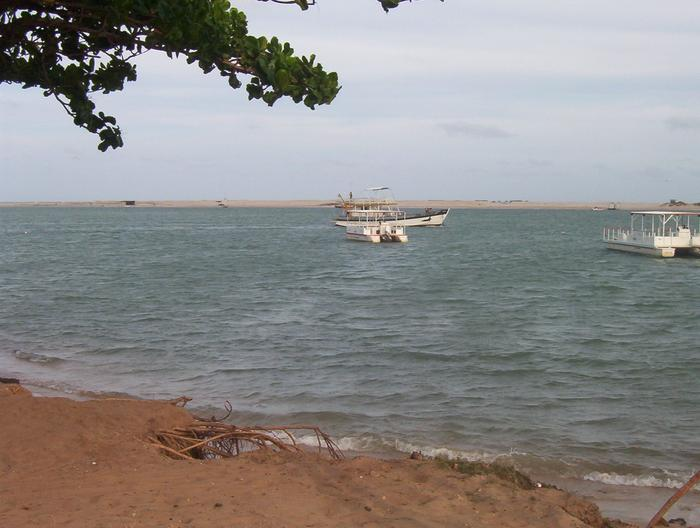 Barra de Cunhaú Beach in Natal