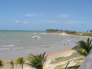 Maracajaú Beach in Natal