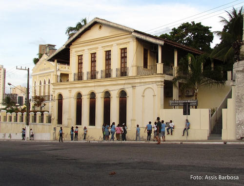 Risultati immagini per CIDADE DE NATAL BRASIL PALACIO FELIPE CAMARAO?