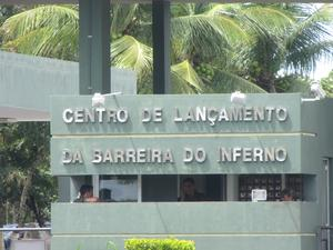 Barreira do Inferno Launch Center