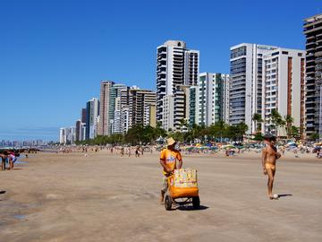 The nice beaches of Recife, Brazil | Traveldudes.org