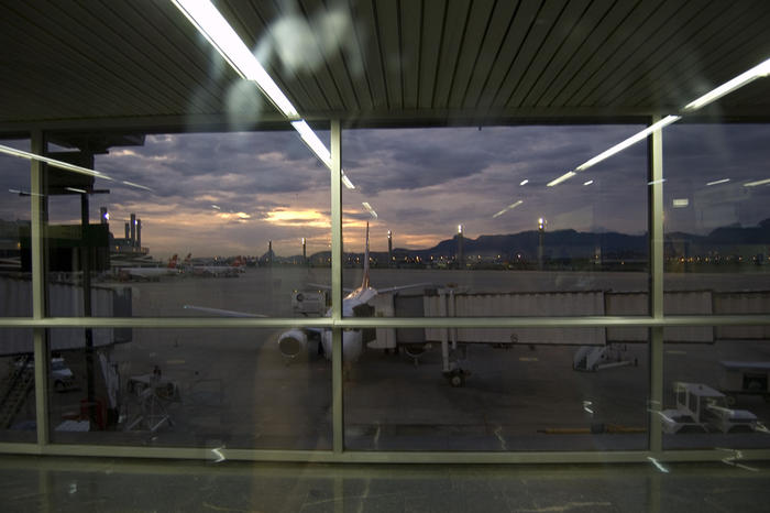 International Airport Antonio Carlos Jobim in Rio