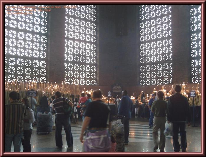 National Sanctuary Of Our Lady Of Aparecida: Our Lady Of Aparecida National Patron Saint´s Day Picture