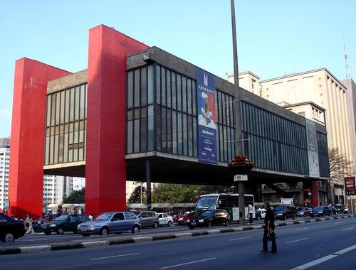 Museum Of Art In Sao Paulo Masp